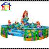 Игрушка езды ребенка качания карусели 12 рыб красотки мест электрическая