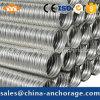Трубопровод спирали металла прямых связей с розничной торговлей фабрики Corrugated