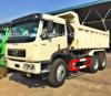 아프리카를 위한 양호한 상태에 이용된 340HP FAW 10 바퀴 덤프 트럭 팁 주는 사람 6X4