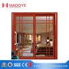 Porte coulissante projetée par aluminium commercial de la Chine