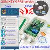 Regolatore di GSM del cancello di scivolamento di sostegno dall'assistente di GPRS