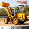 Новый Everun состояние 3,0 тонн Вилы для поддонов передним погрузчиком с помощью джойстика/ назад представить себе