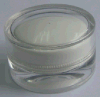 Jy222 50g PMMA Cosmetic Jar con Any Color