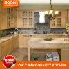Stile classico di legno dell'armadio da cucina dell'olmo da vendere
