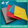 Het gekleurde pvc Co-Uitgedreven Comité van de Muur van het Blad pvc van het Schuim