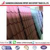 lamiera di acciaio galvanizzata ondulata lustrino del Regular di 0.12mm~1.5mm per tetto