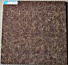 安い中国のチョコレート色の磨かれた磁器の床タイル