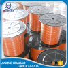 Oranje pvc Insulated Welding Cable van Copper Condcutor (25mm2 35mm2 50mm2 70mm2)