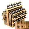 De houten Tribune van de Vertoning van de Wijn/de Tribune van de Tentoonstelling Stand/Advertizing voor de Bevordering van de Wijn (wwd-011)