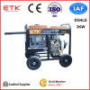 un generador diesel inferior de la consumición de combustible (DG4LE)