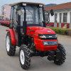 Novo Modelo 40HP 4WD tractor agrícola com o aquecedor da cabine