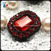 Bouton de jambe en plastique de diamant rouge pour le défilé de mode