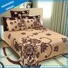 綿の寝具およびベッドカバーのシーツ(セットしなさい)