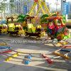 Поезд нового парка атракционов типа электрический