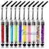 De universele Pen van de Naald van het Scherm van de Aanraking van het Kristal Bling Capacitieve met het Stoflaken van de Haven