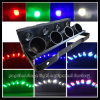 4 12W capi RGBW 4in1 LED Effect Light