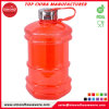 garrafa de água do esporte da ginástica do preço de fábrica 2.2L, copo plástico, frasco do abanador (SD-6001)