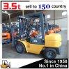 ディーゼル3500kg 3.5t 3.5tonのフォークリフト