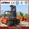 5 tonnes chariot élévateur diesel de 6 tonnes avec l'engine d'Isuzu