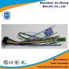 Fabricante de la asamblea de cable de cableado del coche para la máquina industrial