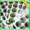 Etiquetas decorativas cortadas con tintas de las etiquetas engomadas del surtidor de China mini