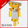 30ton Single Speed Electric Chain Hoist