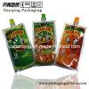 Het Gespoten Sachet van het Vruchtesap, de Verpakking van het Aluminium