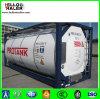 De Container van de Tank van de Fabrikant 20FT ISO van de aanhangwagen