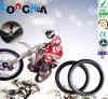 Hautement - chambre à air recommandée de moto de qualité