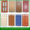Prix compétitif MDF Core PVC Kitchen Cabinet Door