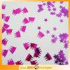 De kleurrijke Confettien van de Folie van pvc Metaal voor Partijen