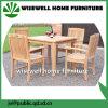 正方形のダイニングテーブルが付いている家具の一定のシート4を食事するSwisher