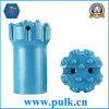 Rosca Rock Button Drill Bit para Marble Quarry