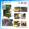 Machine de division de estampage en pierre hydraulique de découpage pour différentes pierres