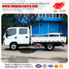 Mini 1.5t Dubbele Cabine 5 van de Nuttige lading de Vrachtwagen van de Vrachtwagen van de Zetel van Mensen