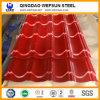 Placa de acero acanalada Color-Revestida popular de alta resistencia