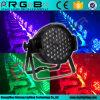 La IGUALDAD barata al por mayor de 54X3w RGBW PAR57 LED puede efectuar la luz