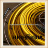 Color jaune Hydraulic Hose Made en Chine