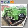De lage Generator 200kVA van het Gas van de Consumptie van de Brandstof Houten