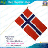 30X45cm Polyester Cotton 덴마크 Hand Flag (*NF01F03016)