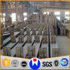 Edificio material de acero de la estructura de Q345 Q235, estructura de acero del almacén