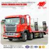 De Chassis van de Verkoop van de Fabriek van China 8X4 30 van de Lage Ton Vrachtwagen van het Platform