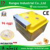 Incubateur élevé de poulet d'oeufs du taux 96 de hachure (KP-96)