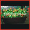 Nouveau Design pour l'éclairage LED Flower de Decoration avec Pot