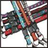 Разноцветных шелковых трафаретная печать строп предохранительного пояса
