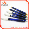 Plastic promotionnel Advertizing Ball Pen pour Logo Imprint (BP0226F)