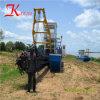 Draga idraulica di aspirazione della taglierina di fabbricazione del cinese per l'esportazione