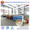 Le WPC PVC mousse de la ligne de production du Conseil extrudeuse avec moteur Siemens
