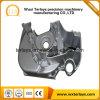 Aluminiumlegierung des Verkaufs-2017hot Druckguss-Teil mit der CNC maschinellen Bearbeitung