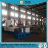 1000kg/h en deux étapes du film plastique de l'extrudeuse PP PE Sac tissé Machine granulation